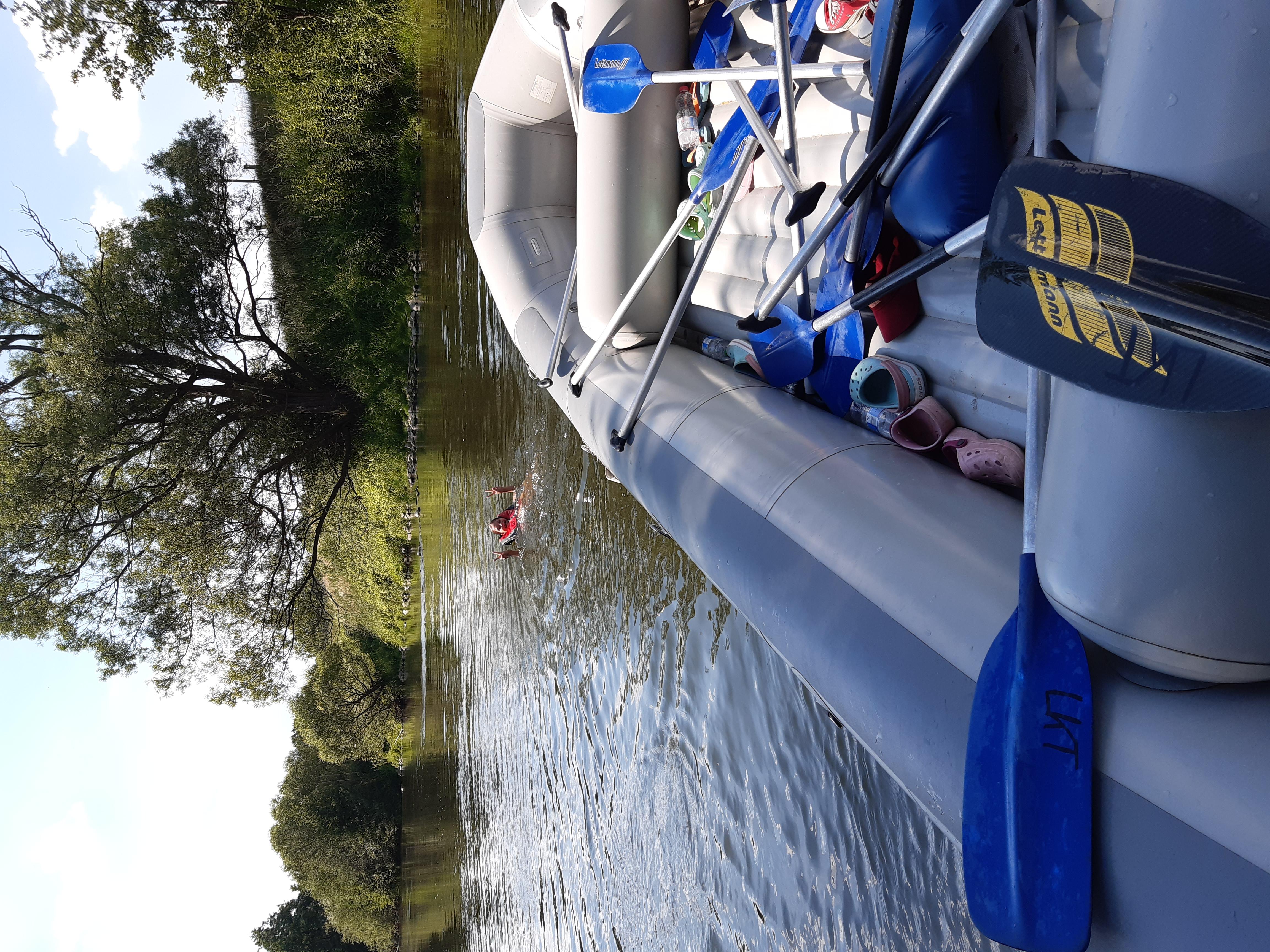 Kanu-Touren Bild